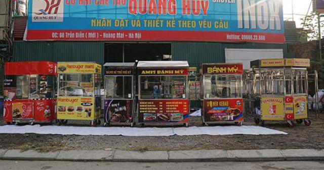 Top 15 mẫu tủ bán bánh mì doner kebab giá rẻ bán chạy nhất