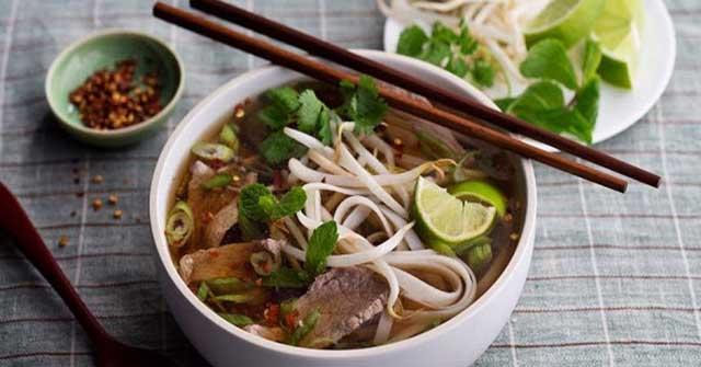 Đặc sản phở bò Nam Định; Phở bò Nam Định; Công thức nấu phở bò Nam Định; Địa chỉ phở bò Nam Định Ngon