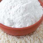 Cách pha bột làm bánh tráng, Bột gạo tẻ làm bánh cuốn