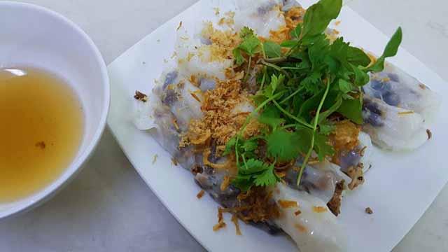 Bánh cuốn Thanh Vân, Quán bánh cuốn ngon tại Hà Nội