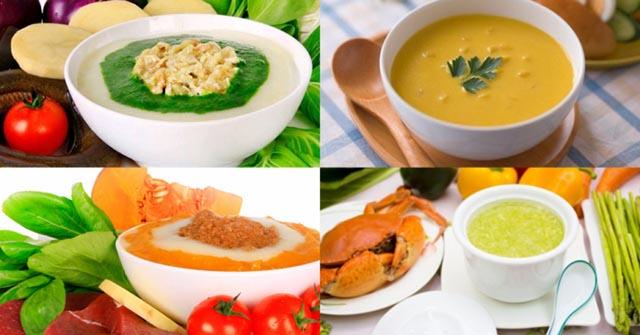 Công thức nấu cháo độc đáo, cách nấu cháo dinh dưỡng ngon