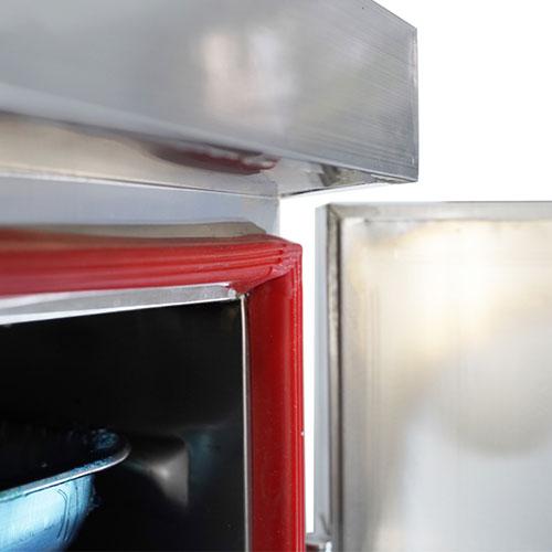 Gioăng silicone chịu nhiệt cao giúp đóng kín giữ chống thoát nhiệt tốt