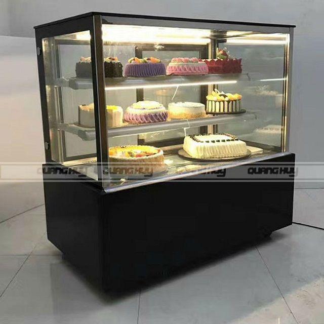 Hướng dẫn cách lắp đặt sử dụng tủ bánh kem