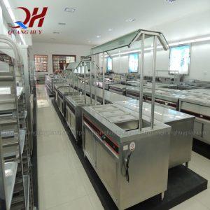 Báo giá các dòng tủ giữ nóng thức ăn
