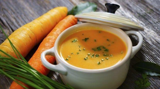 Cháo lươn cà rốt, cách nấu cháo lươn với cà rốt, Một số món cháo lươn cho bé ăn dặm thơm ngon, bổ dưỡng