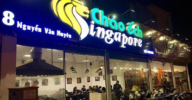 Chọn mặt bằng kinh doanh phù hợp, kinh nghiệm mở quán cháo ếch singapore
